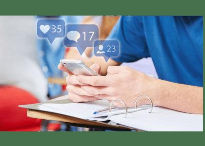 social media notifications