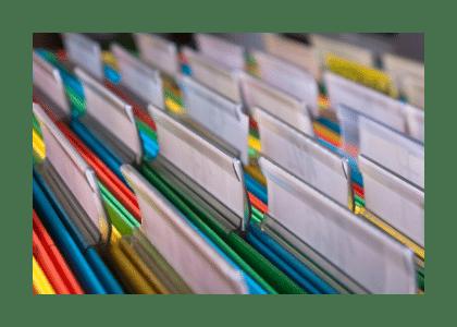 admin folders